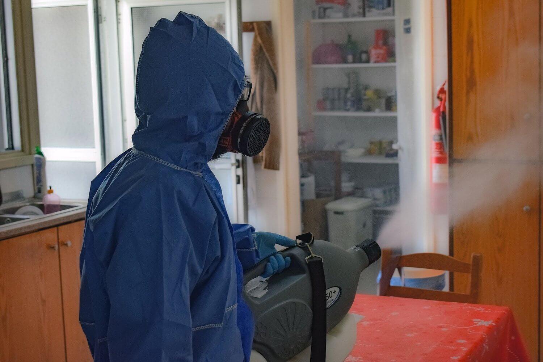 Ozonowanie pomieszczeń - skuteczna metoda dezynfekcji
